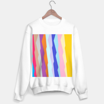 Thumbnail image of Stripy colors Sweater regular, Live Heroes