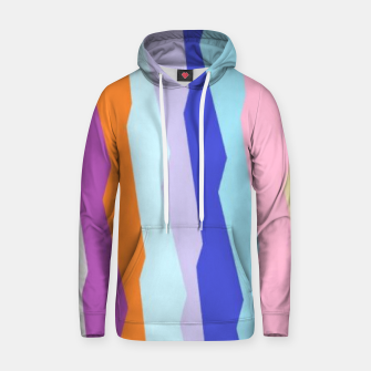Thumbnail image of Stripy colors Hoodie, Live Heroes