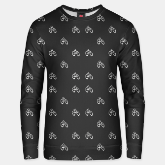 Thumbnail image of Bicycle Signal Street Motif Print Pattern Unisex sweater, Live Heroes