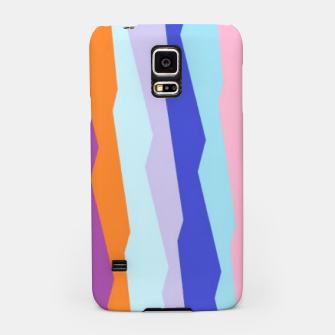 Thumbnail image of Stripy colors Samsung Case, Live Heroes