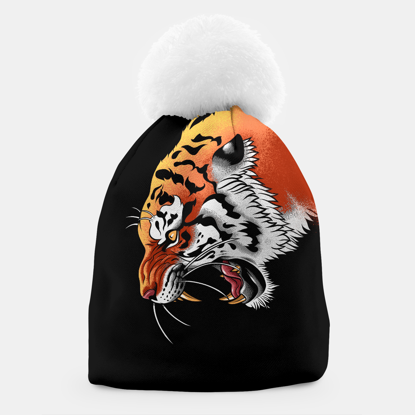 Image of Tiger Tattoo Gorro - Live Heroes