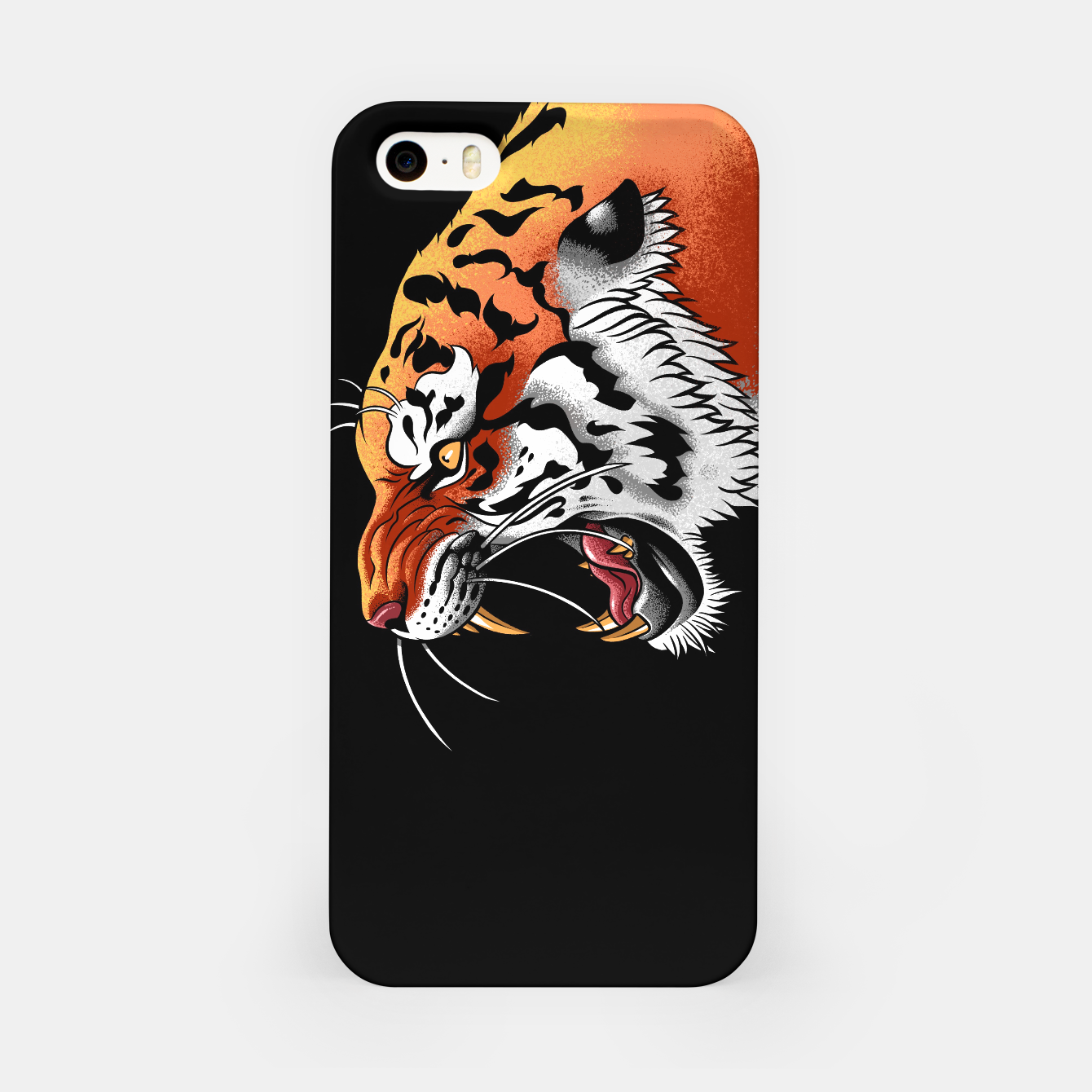 Image of Tiger Tattoo Carcasa por Iphone - Live Heroes