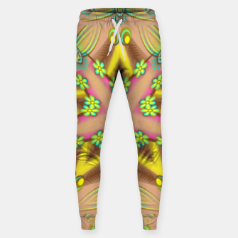 Thumbnail image of Star flower Sweatpants, Live Heroes