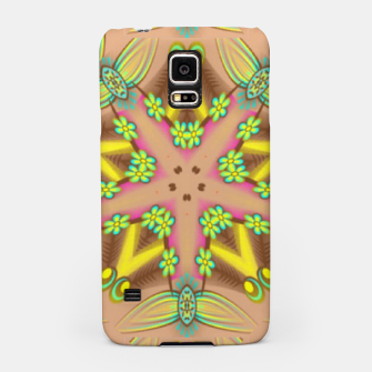 Thumbnail image of Star flower Samsung Case, Live Heroes