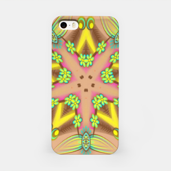 Thumbnail image of Star flower iPhone Case, Live Heroes