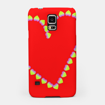 Hearts in heart Samsung Case thumbnail image