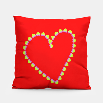 Hearts in heart Pillow thumbnail image
