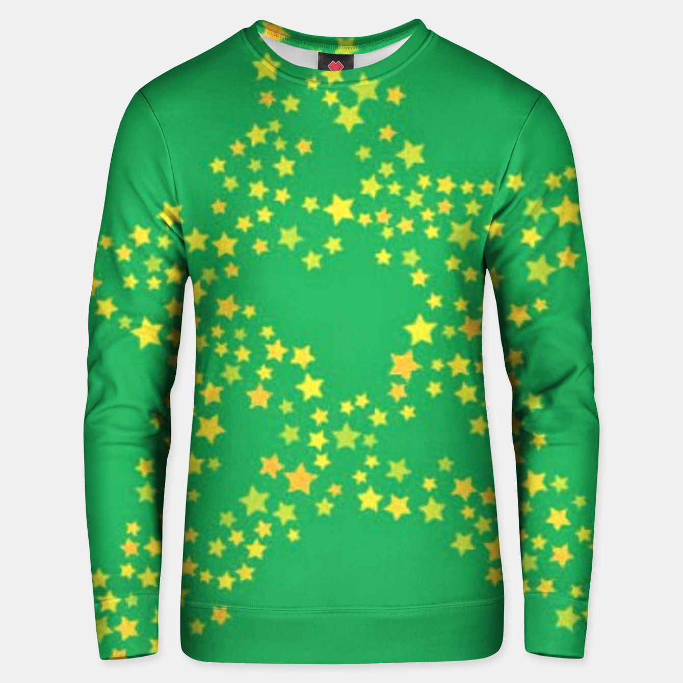 Image of Stars in star Unisex sweater - Live Heroes