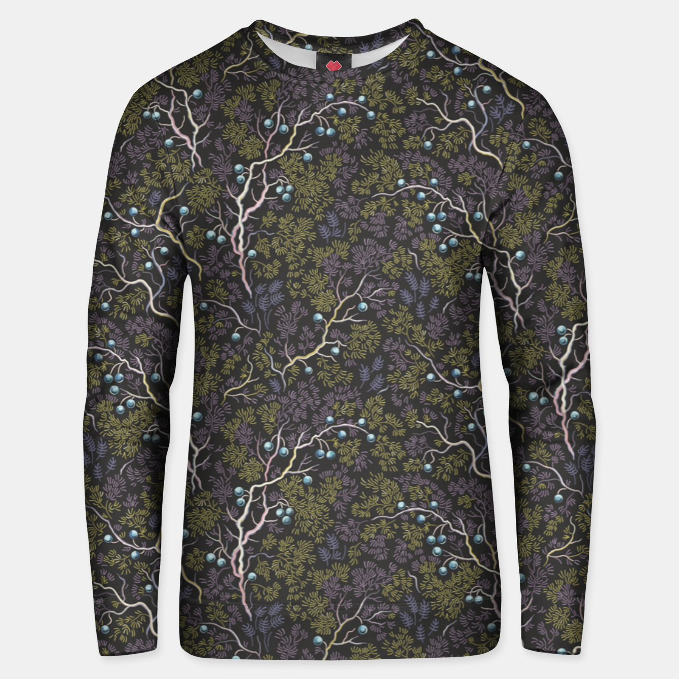 Image of Evening in the fragrant juniper grove Unisex sweater - Live Heroes
