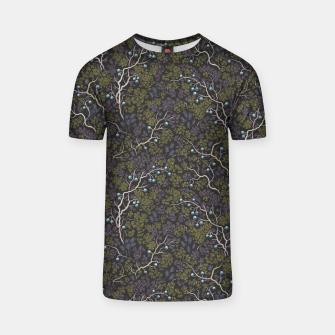 Thumbnail image of Evening in the fragrant juniper grove T-shirt, Live Heroes