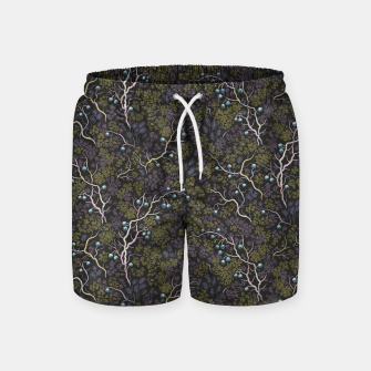 Thumbnail image of Evening in the fragrant juniper grove Swim Shorts, Live Heroes
