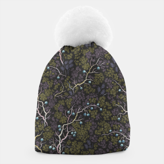 Thumbnail image of Evening in the fragrant juniper grove Beanie, Live Heroes