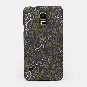 Thumbnail image of Evening in the fragrant juniper grove Samsung Case, Live Heroes