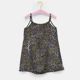 Thumbnail image of Evening in the fragrant juniper grove Girl's dress, Live Heroes