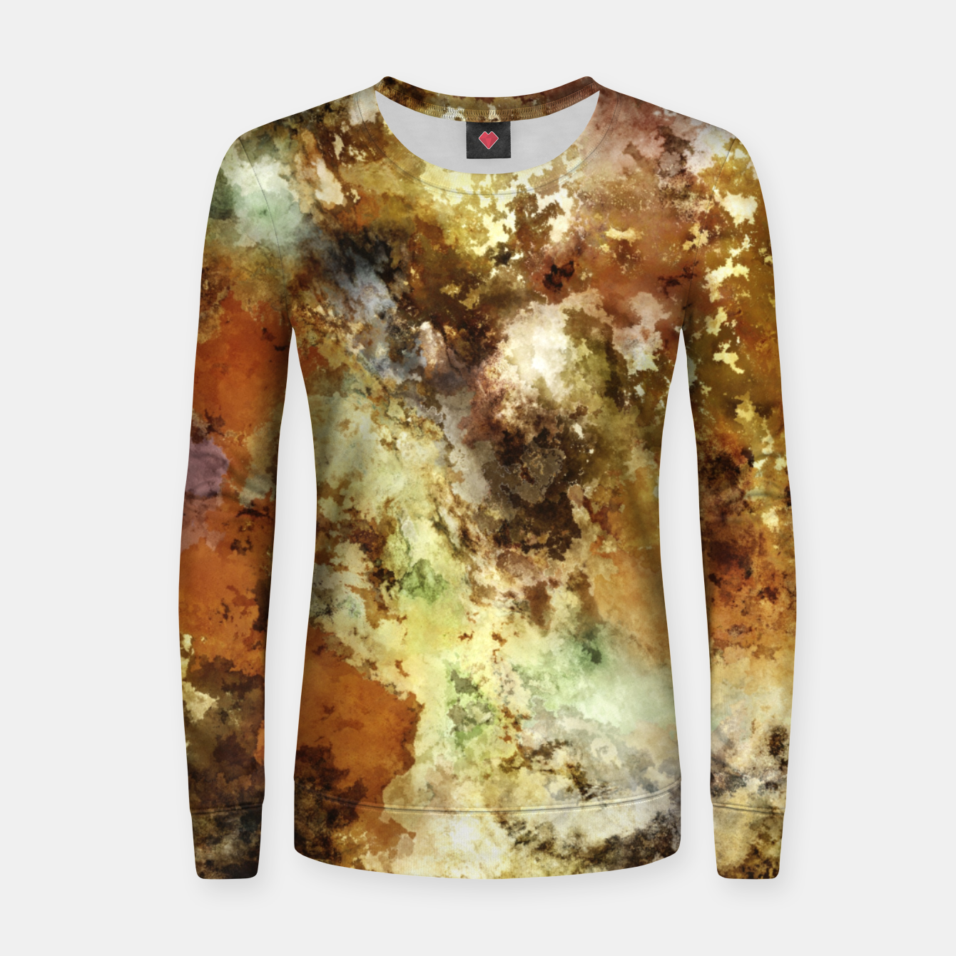 Image of A collection of memories Women sweater - Live Heroes