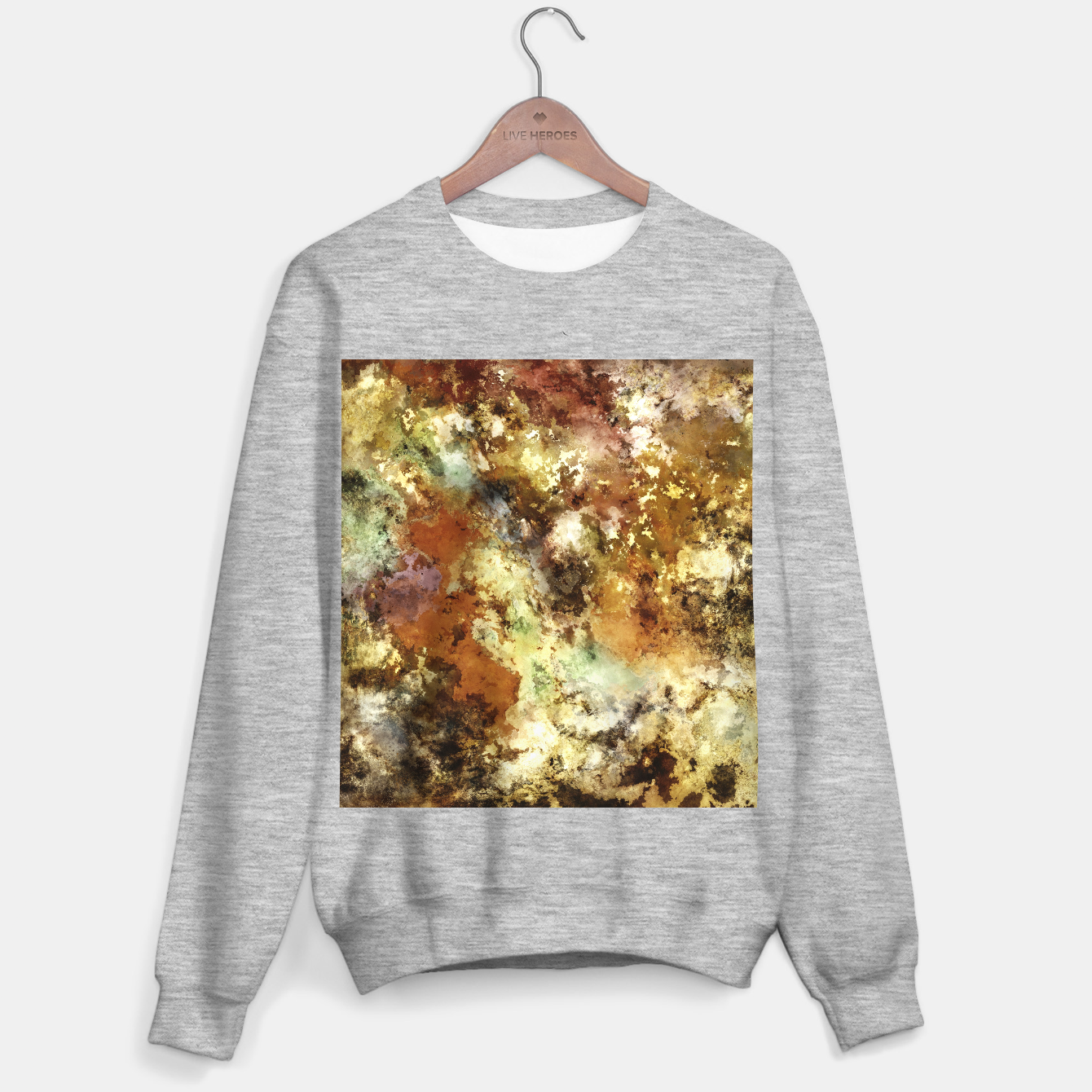 Image of A collection of memories Sweater regular - Live Heroes