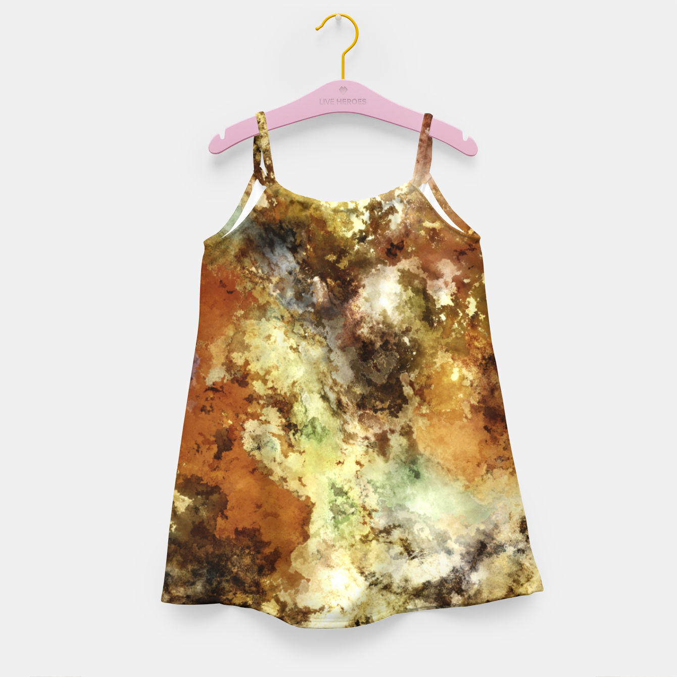 Image of A collection of memories Girl's dress - Live Heroes