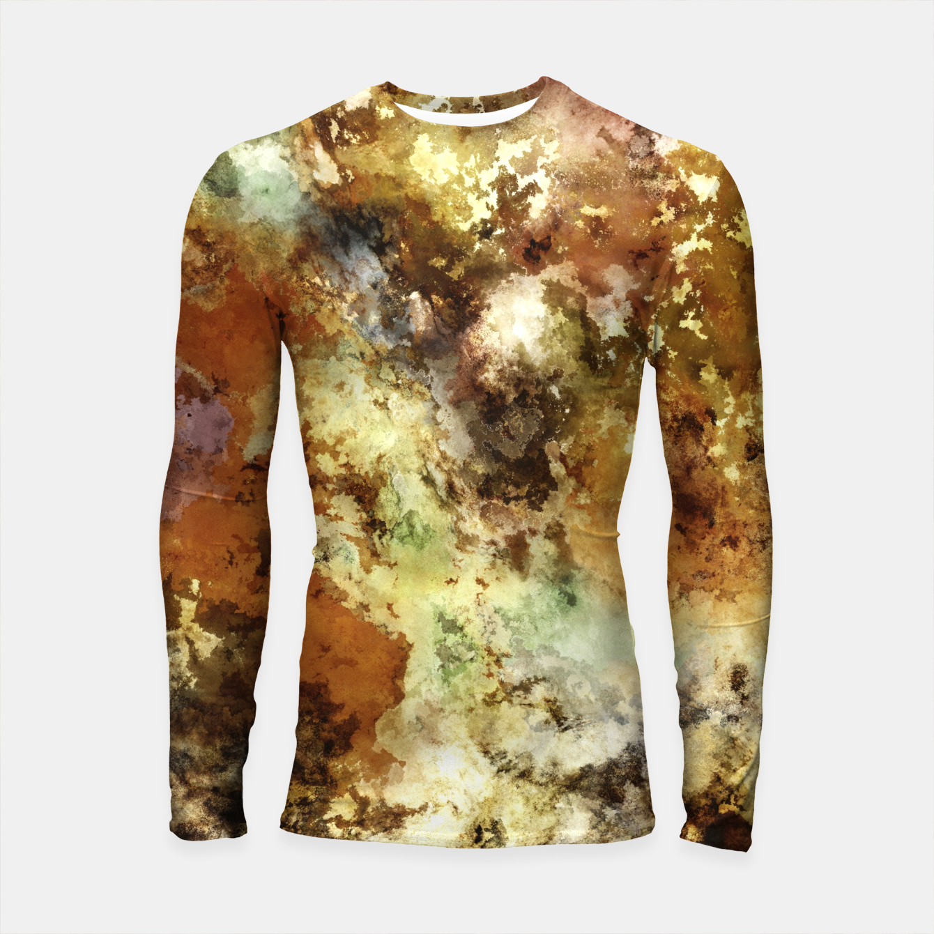 Image of A collection of memories Longsleeve rashguard  - Live Heroes