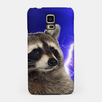 Thumbnail image of RACCOON Samsung Case, Live Heroes