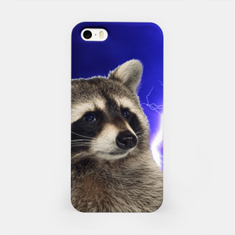 Thumbnail image of RACCOON iPhone Case, Live Heroes