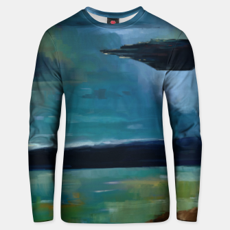 Thumbnail image of Cloudy Skies Unisex sweater, Live Heroes