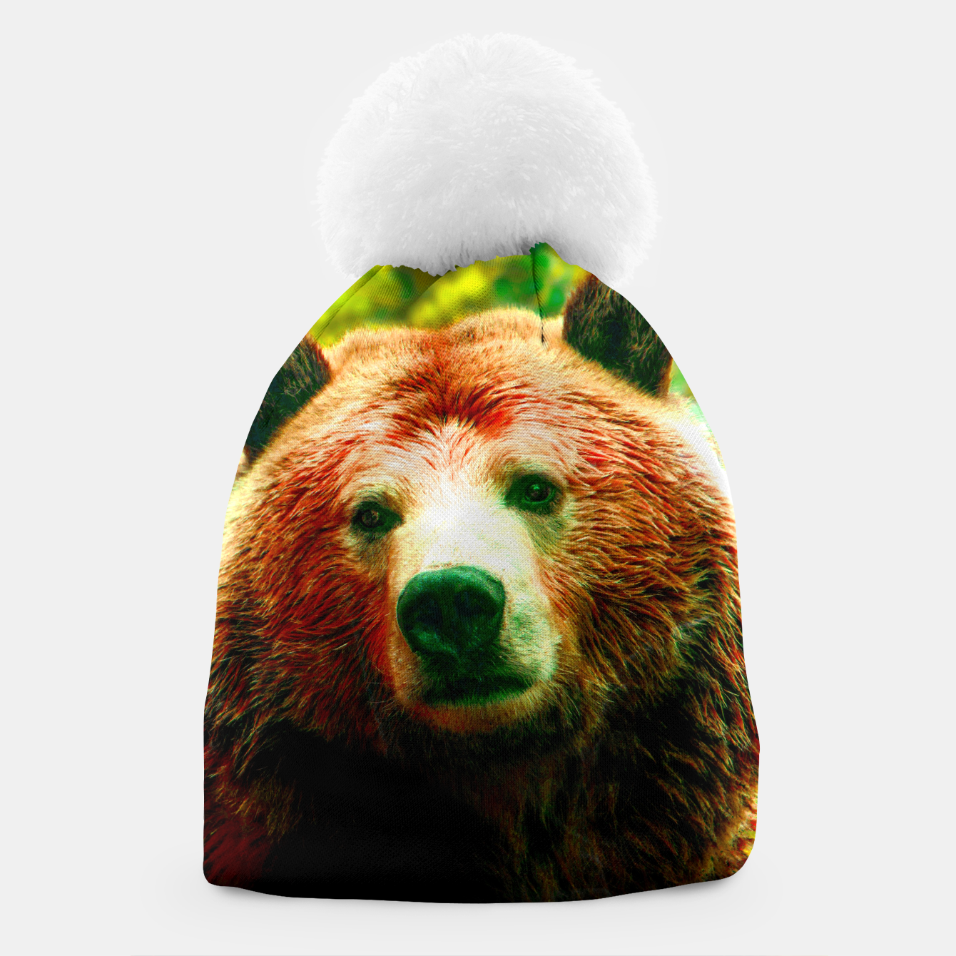Image of Grizzly Beanie - Live Heroes