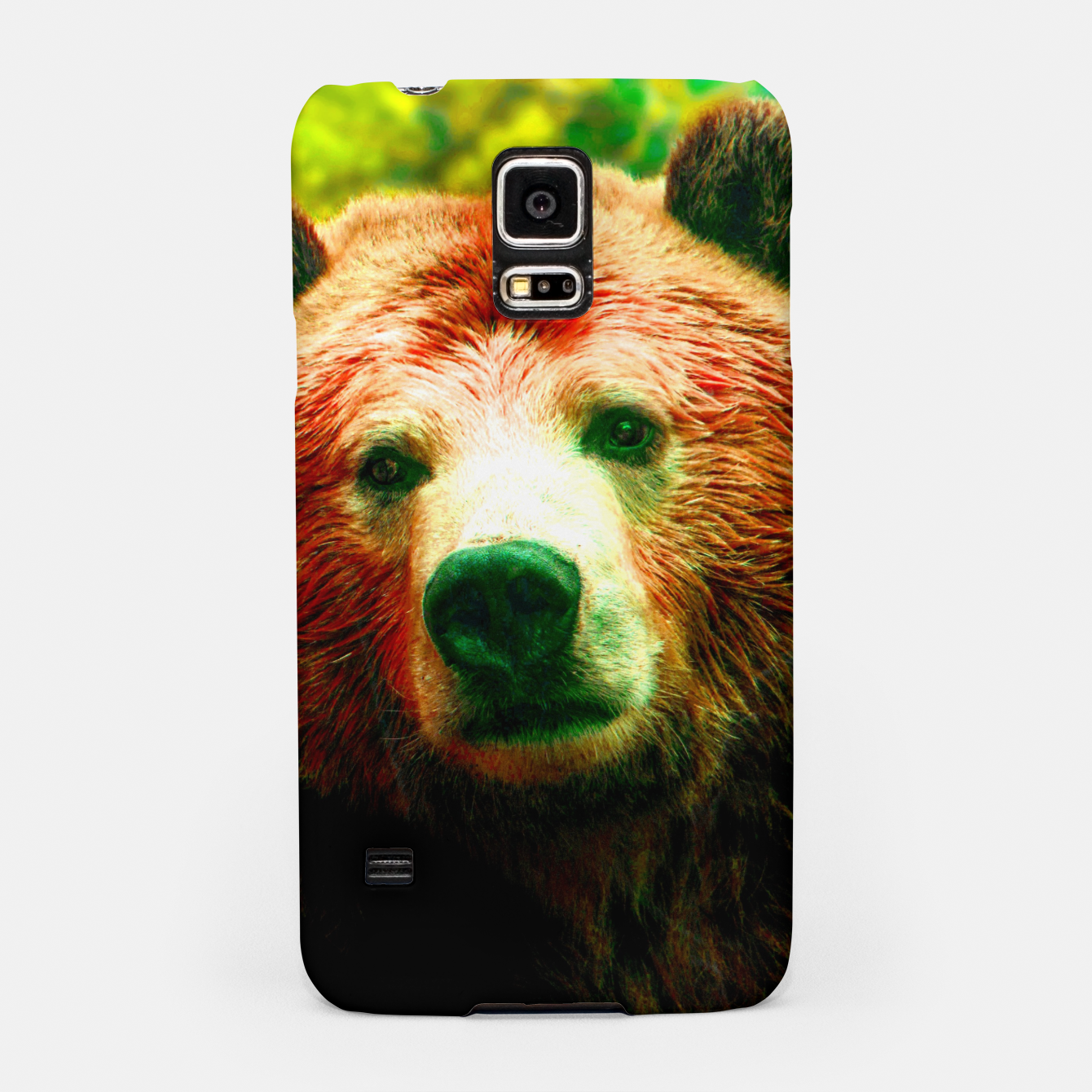 Image of Grizzly Samsung Case - Live Heroes