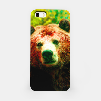 Grizzly iPhone Case thumbnail image