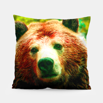Grizzly Pillow thumbnail image