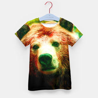 Grizzly Kid's t-shirt thumbnail image