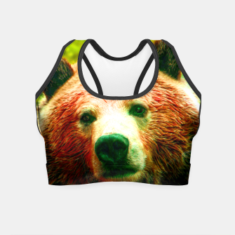 Grizzly Crop Top thumbnail image