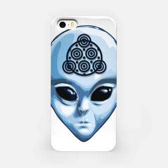 Thumbnail image of Alien Design iPhone Case, Live Heroes