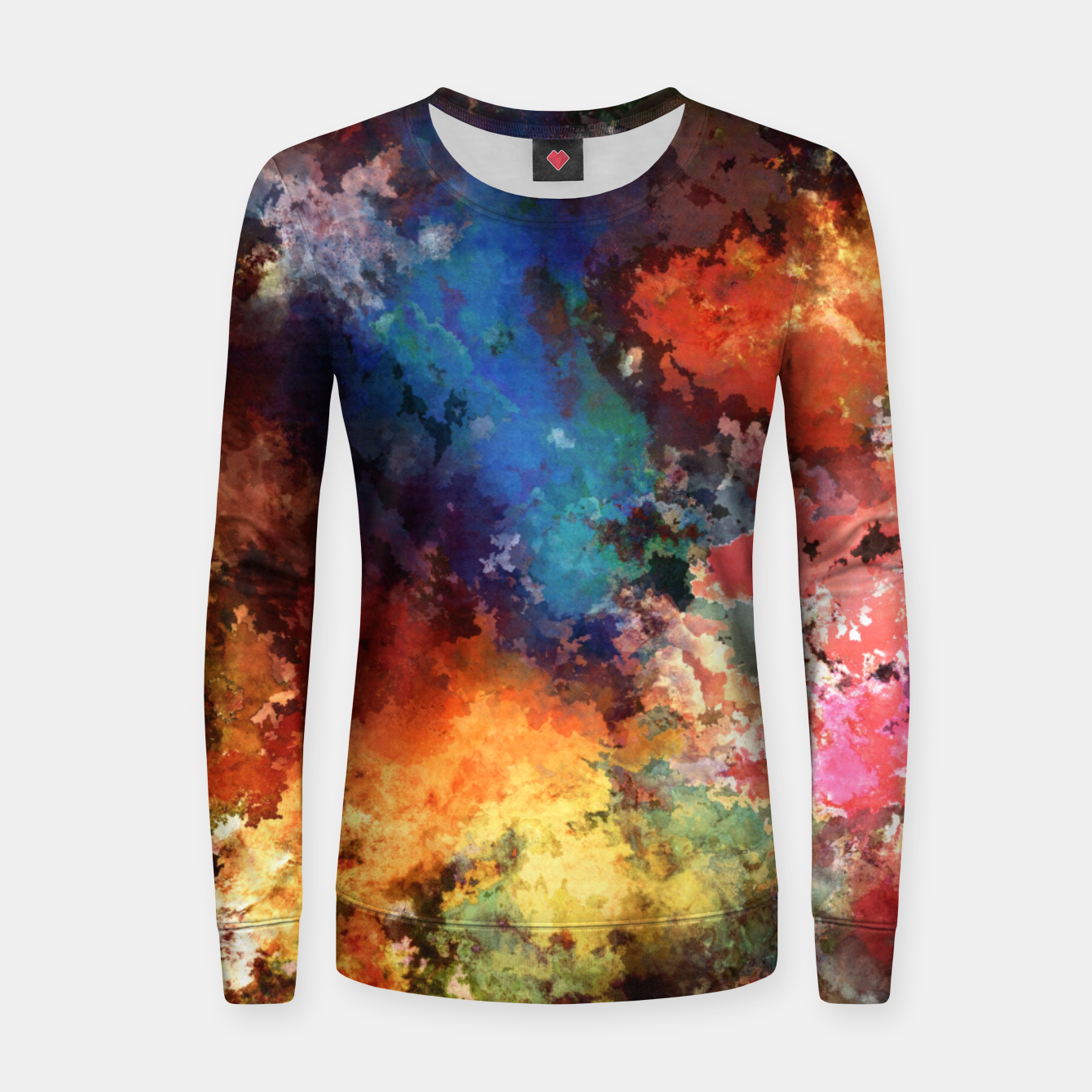 Image of Against the grain Women sweater - Live Heroes