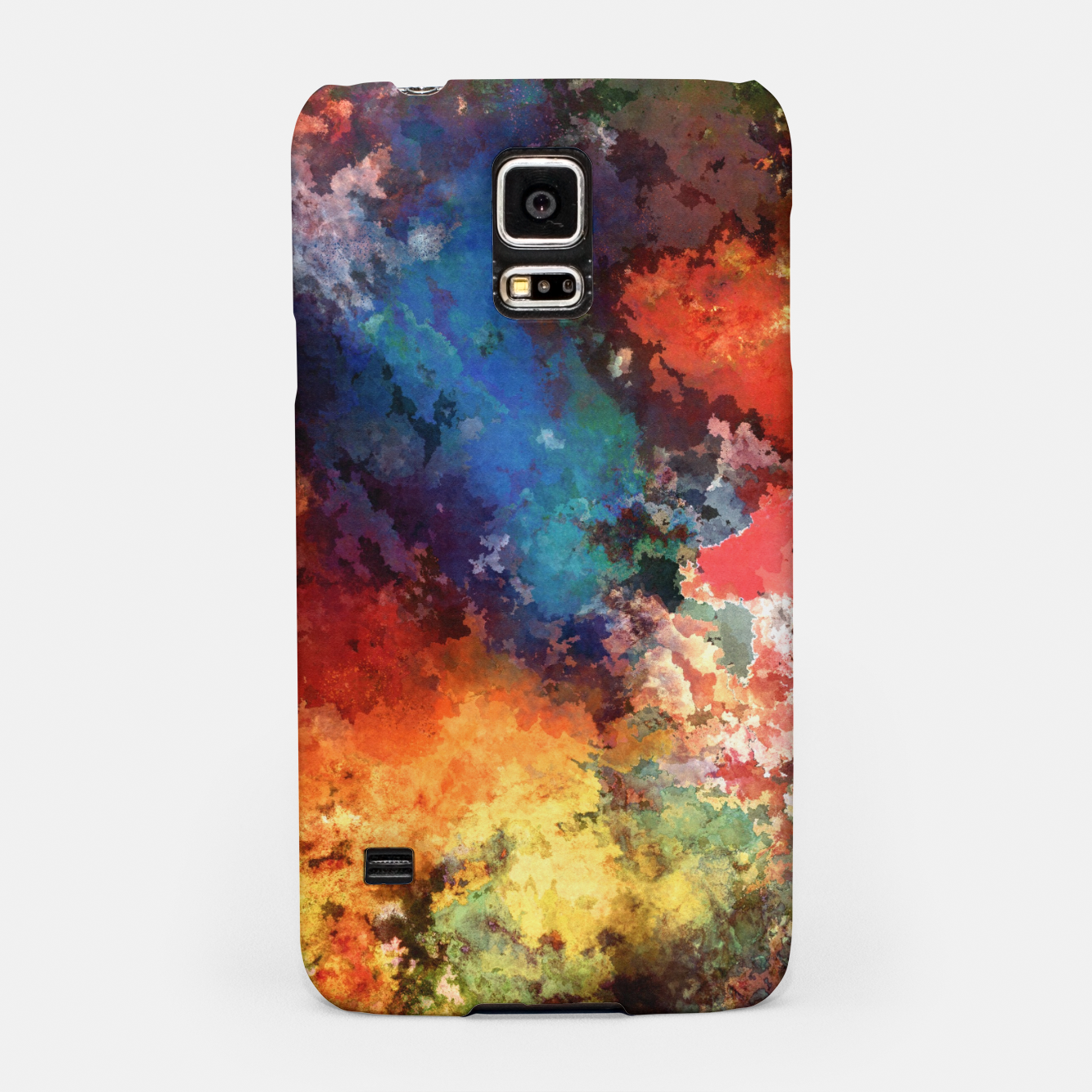 Image of Against the grain Samsung Case - Live Heroes