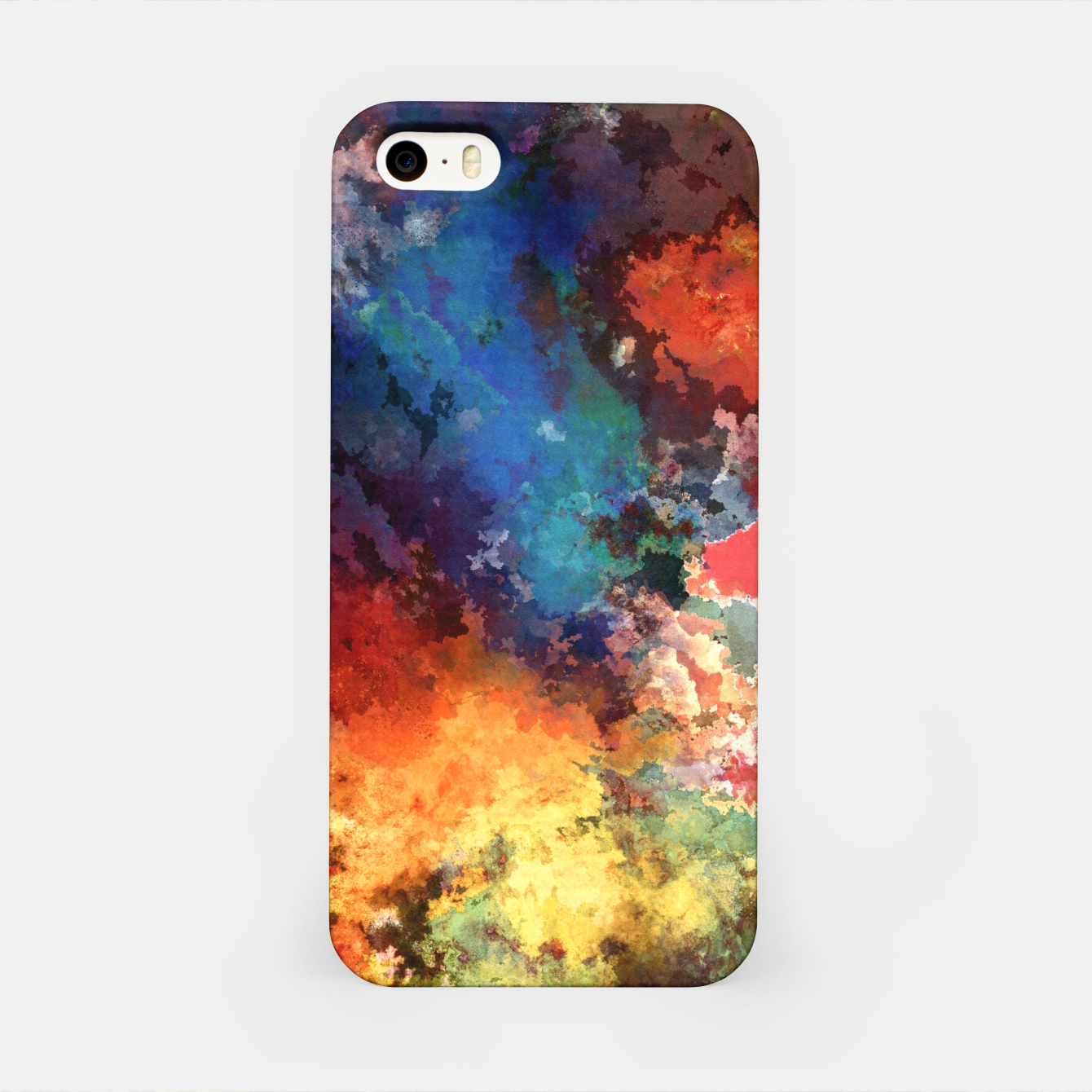 Image of Against the grain iPhone Case - Live Heroes