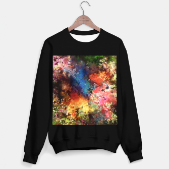 Thumbnail image of Against the grain Sweater regular, Live Heroes