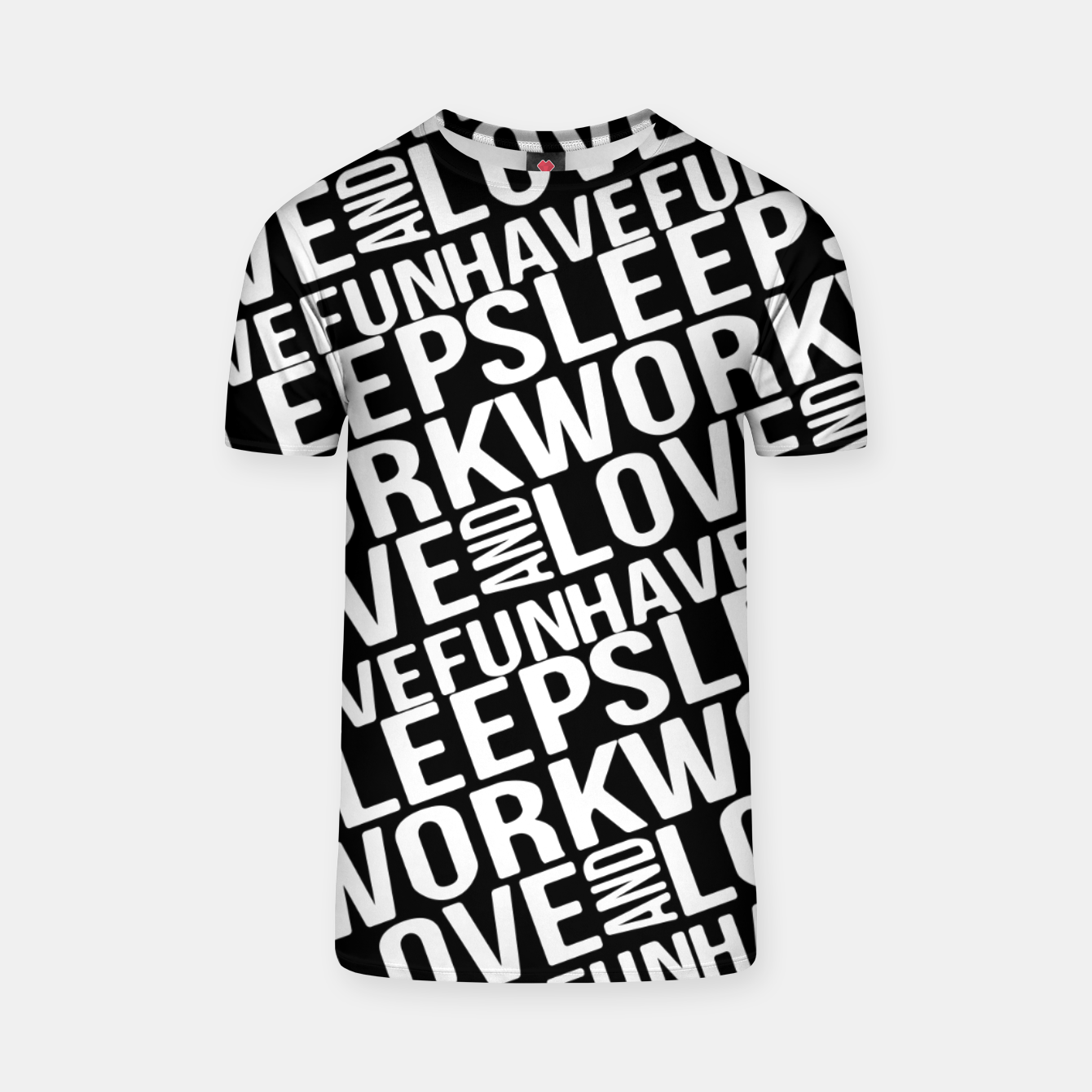Image of Motivational Phrases Typographic Design T-shirt - Live Heroes