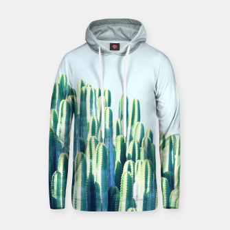 Cactus by the Sea  Hoodie thumbnail image