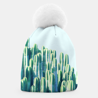 Cactus by the Sea  Beanie thumbnail image