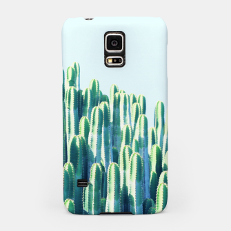 Cactus by the Sea  Samsung Case thumbnail image