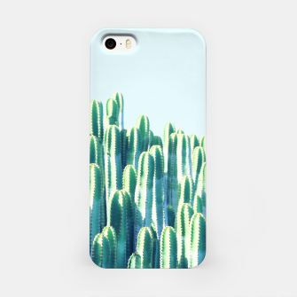 Cactus by the Sea  iPhone Case thumbnail image