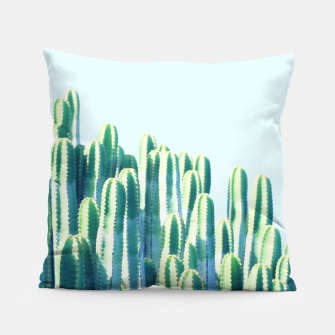 Cactus by the Sea  Pillow thumbnail image