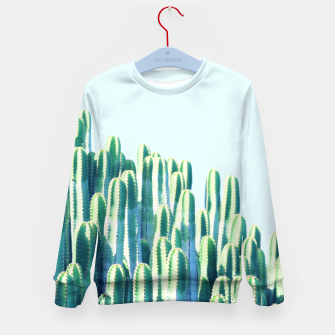 Cactus by the Sea  Kid's sweater thumbnail image