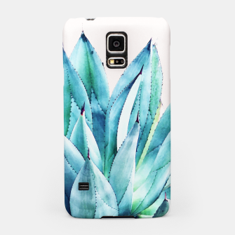 Miniatur Agave Vibe Samsung Case, Live Heroes