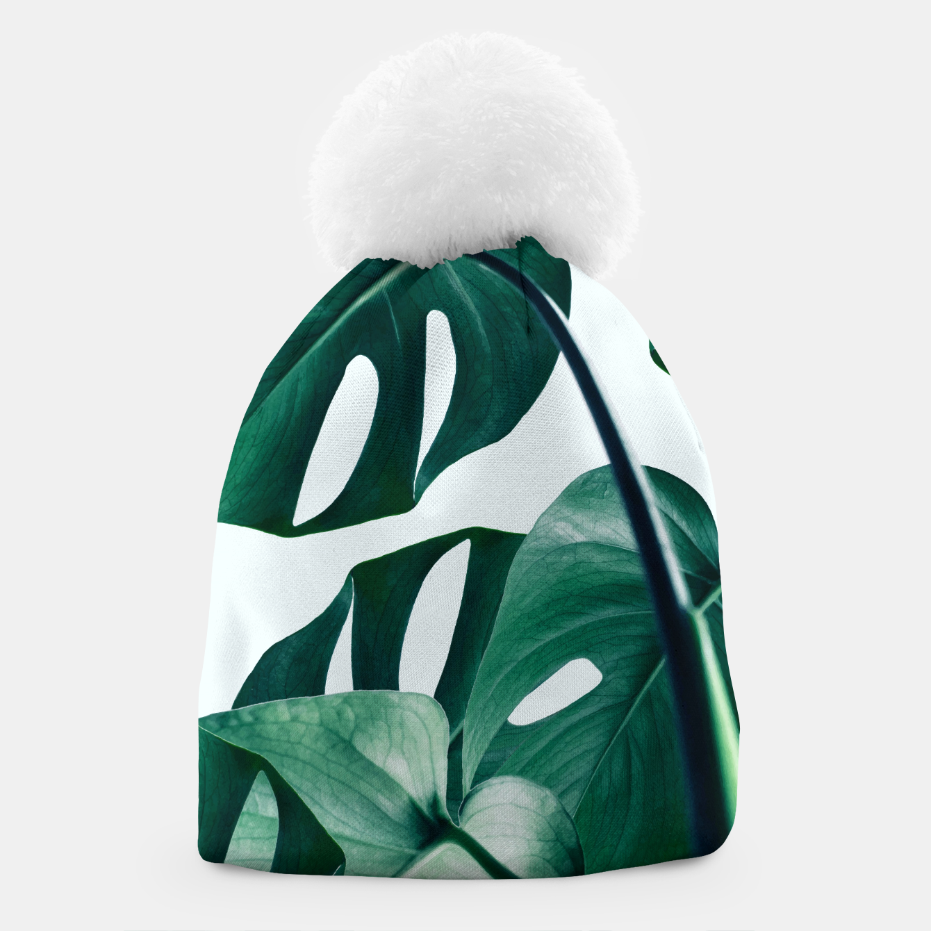 Image of Monstera Tropical Beanie - Live Heroes
