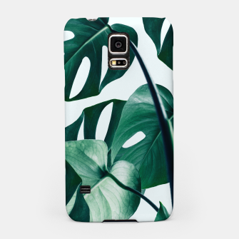 Thumbnail image of Monstera Tropical Samsung Case, Live Heroes