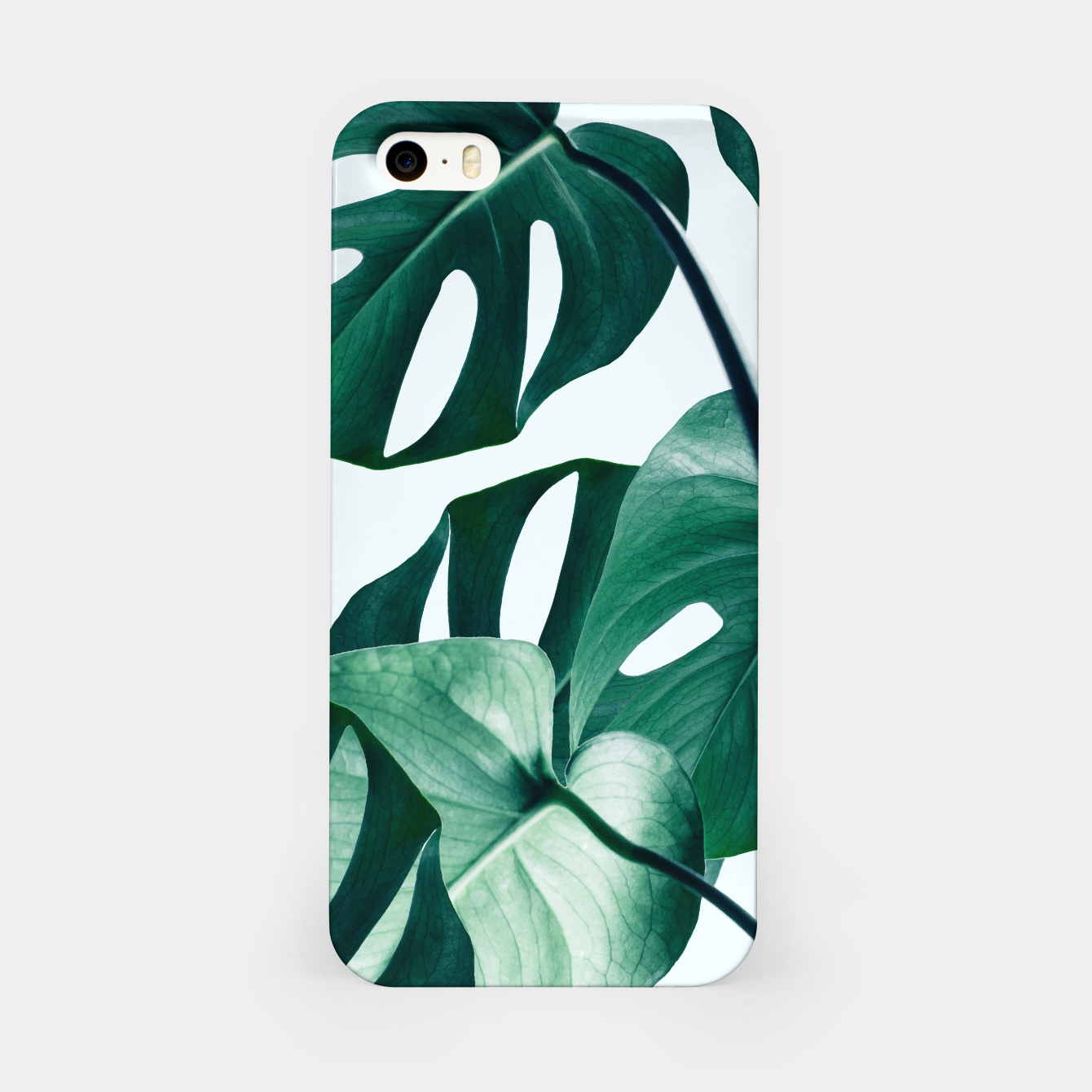 Foto Monstera Tropical iPhone Case - Live Heroes