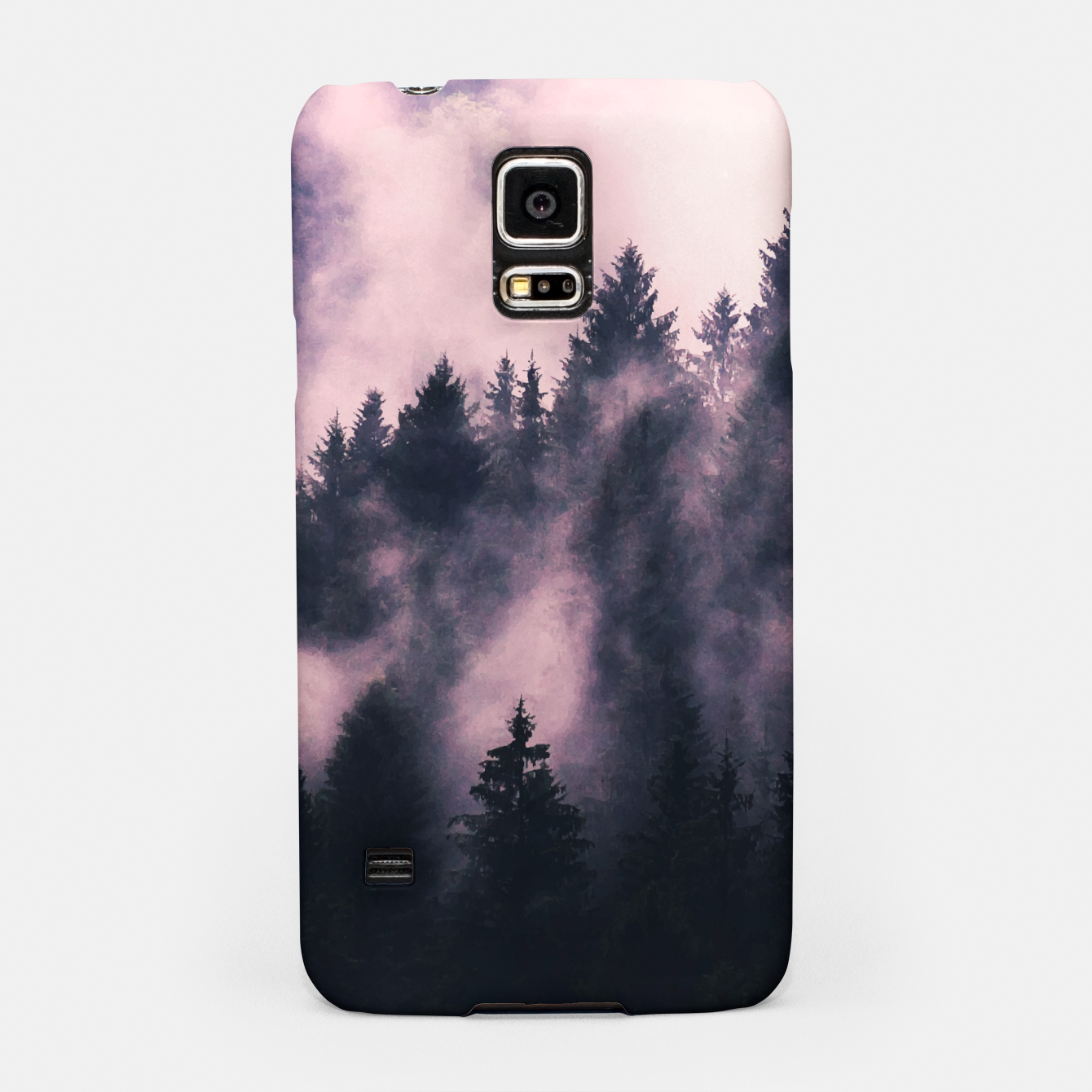 Image of Foggy Night  Samsung Case - Live Heroes