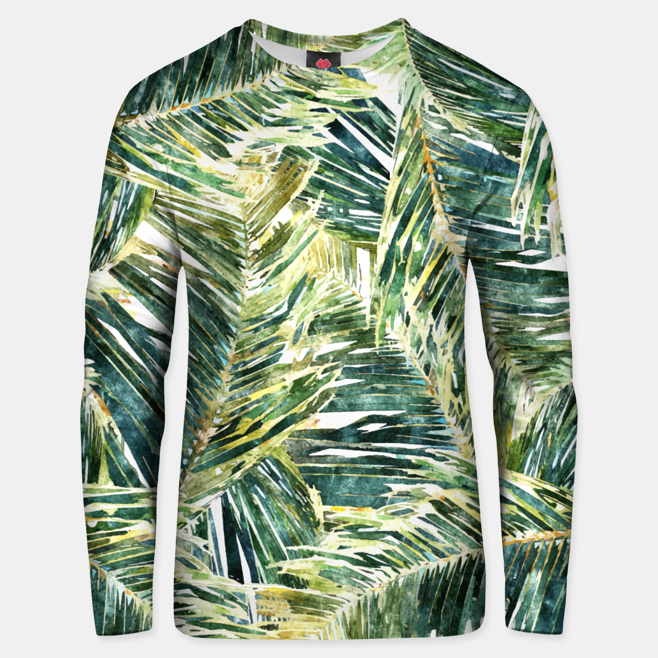 Image of Classic Palm  Unisex sweater - Live Heroes