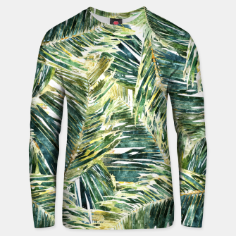 Thumbnail image of Classic Palm  Unisex sweater, Live Heroes